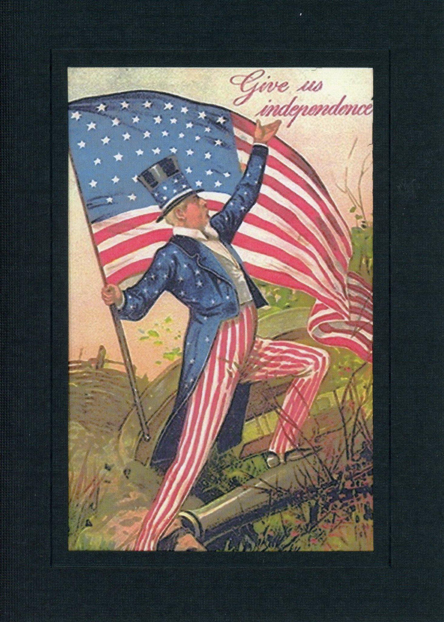Give Us Independence - PLYMOUTH CARD COMPANY
