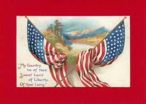 My Country 'Tis of Thee - PLYMOUTH CARD COMPANY
