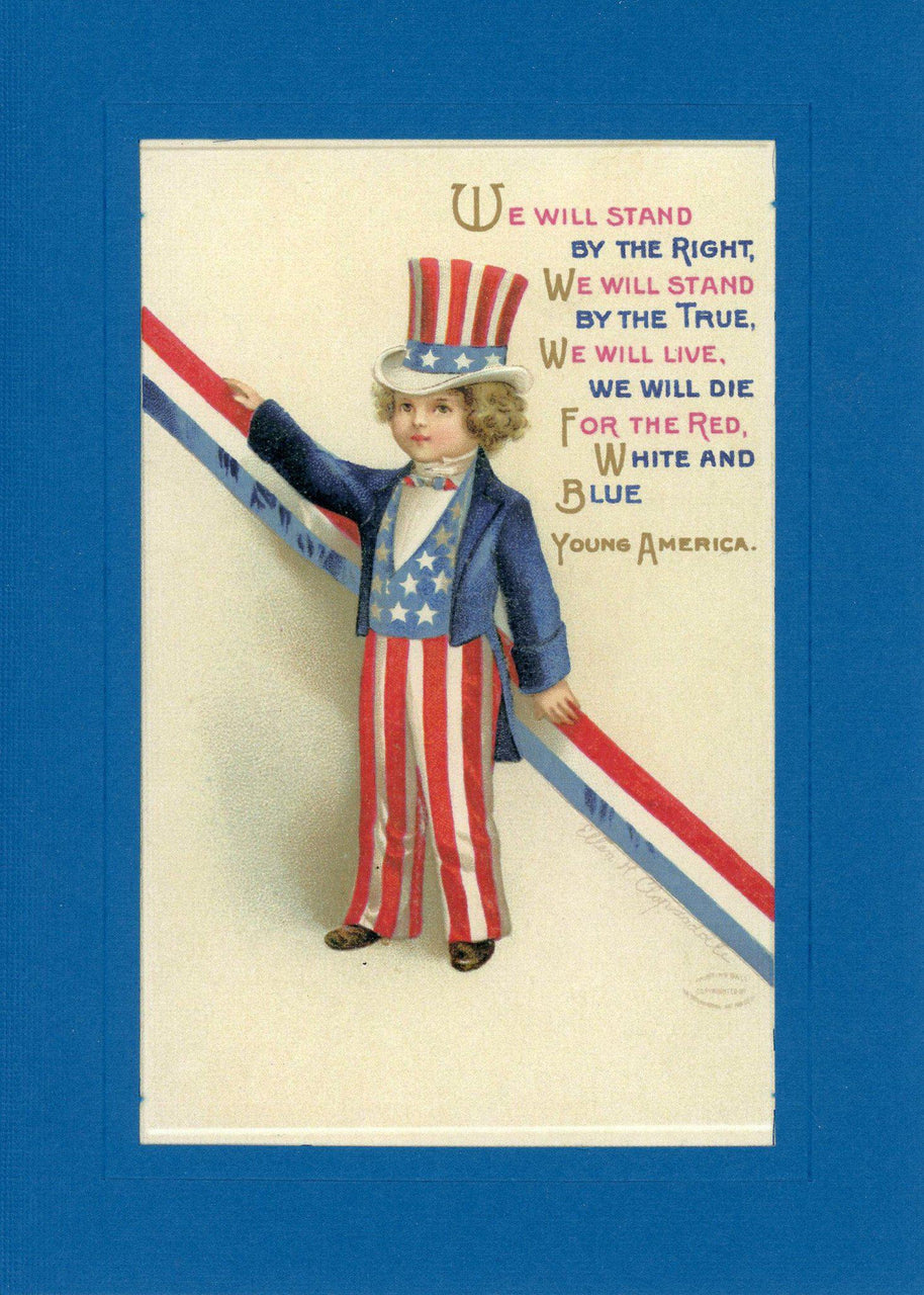 We Will Stand - PLYMOUTH CARD COMPANY