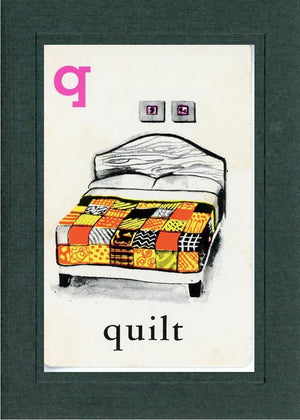 Q is for Quilt - PLYMOUTH CARD COMPANY  - 2