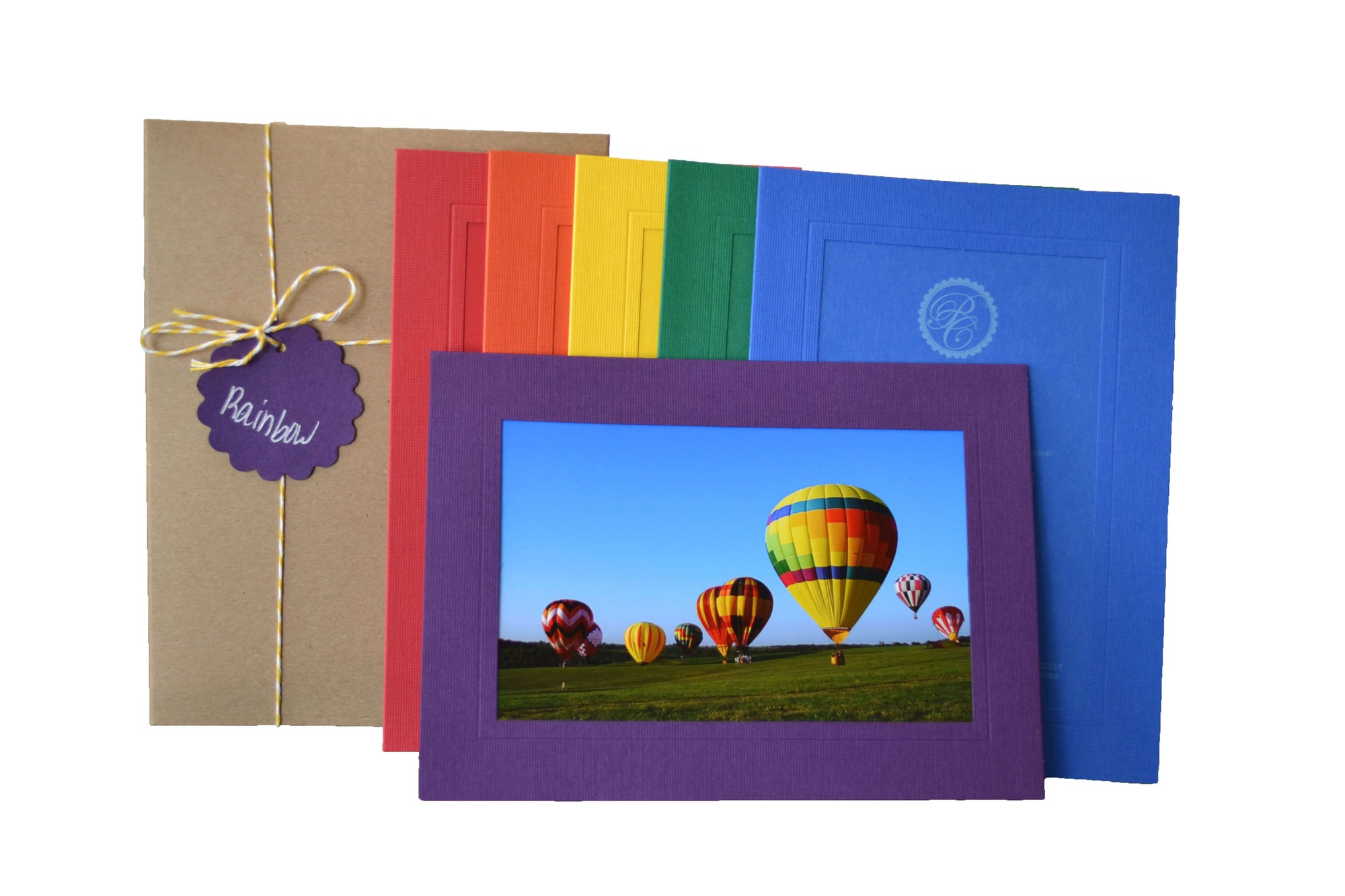 Rainbow-Sampler-Plymouth Cards