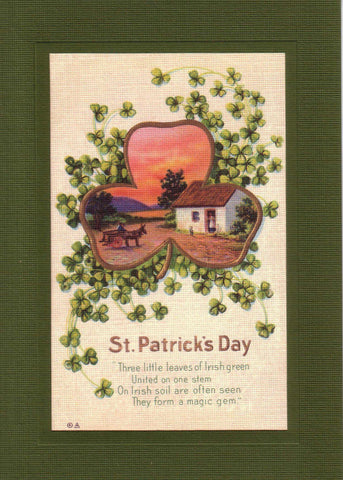 St. Patrick's Day - PLYMOUTH CARD COMPANY