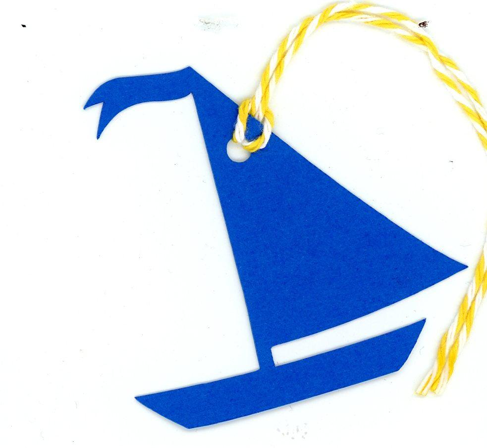 Sailboat-Gift Tags-Plymouth Cards
