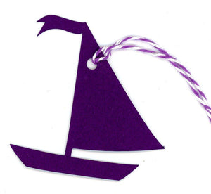 Sailboat Gift Tag
