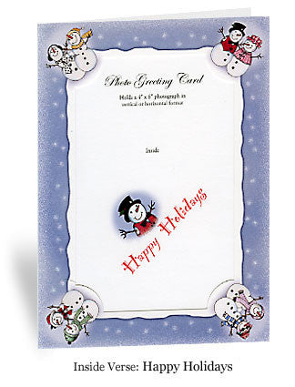 Printed Holiday Cards - 10 pack - PLYMOUTH CARD COMPANY  - 1