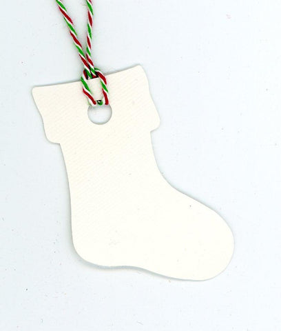 Stocking gift tags - PLYMOUTH CARD COMPANY  - 2