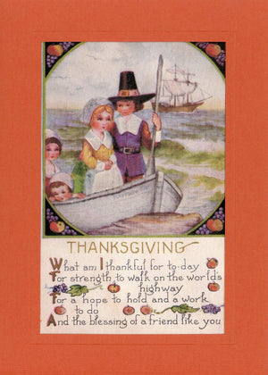 Thankful Thanksgiving - PLYMOUTH CARD COMPANY  - 2