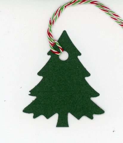 Christmas tree gift tags - PLYMOUTH CARD COMPANY  - 3