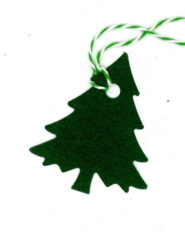 Christmas tree gift tags - PLYMOUTH CARD COMPANY  - 6