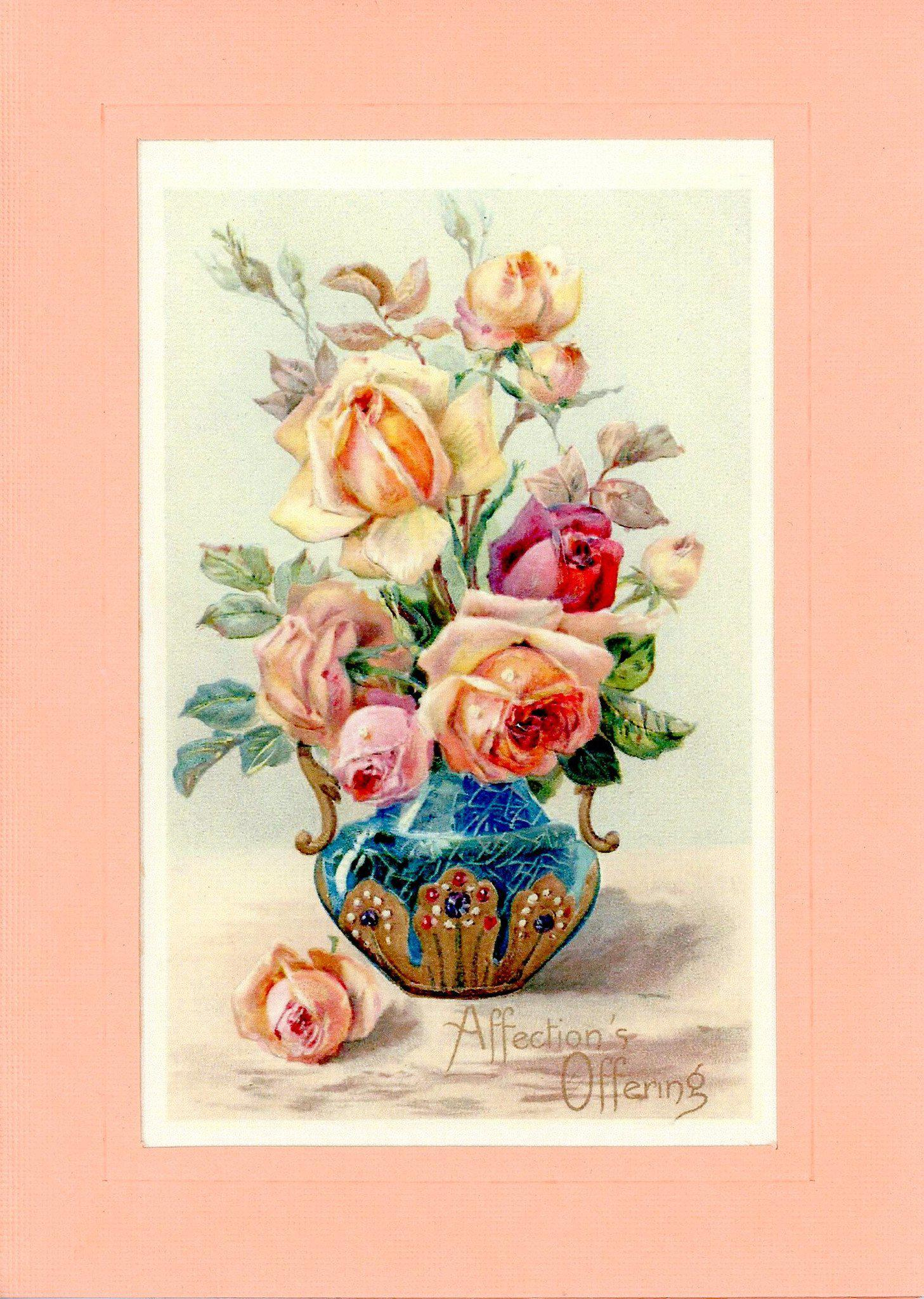 Affection's Offering-Greetings from the Past-Plymouth Cards