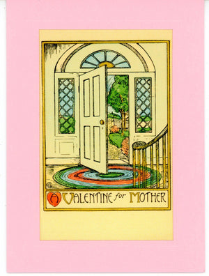 A Valentine for Mother-Greetings from the Past-Plymouth Cards