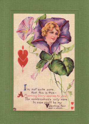 Valentine Fair-Greetings from the Past-Plymouth Cards