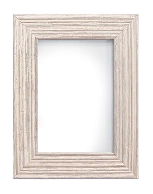 White Farmhouse Picture Frame-Plymouth Cards