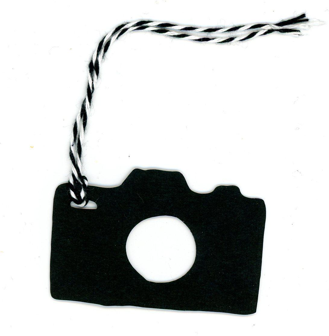 Camera-Gift Tags-Plymouth Cards