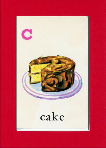 C is for Cake - PLYMOUTH CARD COMPANY  - 6