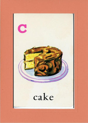 C is for Cake - PLYMOUTH CARD COMPANY  - 8