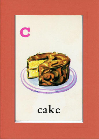 C is for Cake - PLYMOUTH CARD COMPANY  - 9