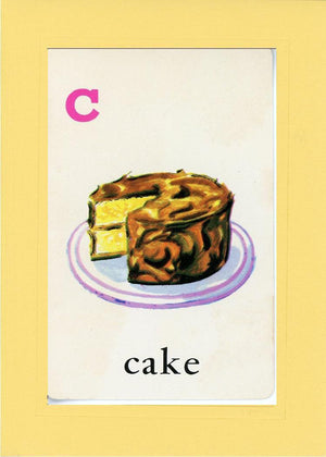 C is for Cake - PLYMOUTH CARD COMPANY  - 3