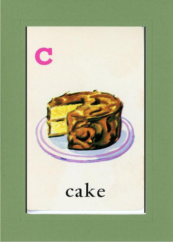 C is for Cake - PLYMOUTH CARD COMPANY  - 7