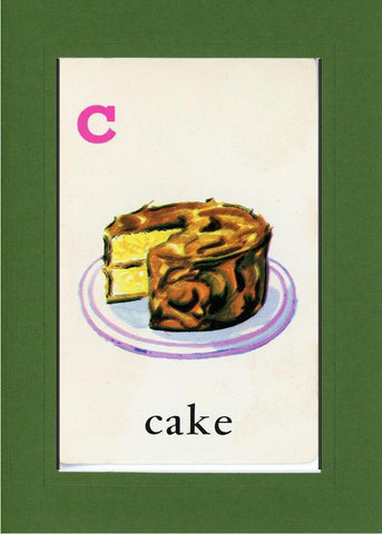 C is for Cake - PLYMOUTH CARD COMPANY  - 10