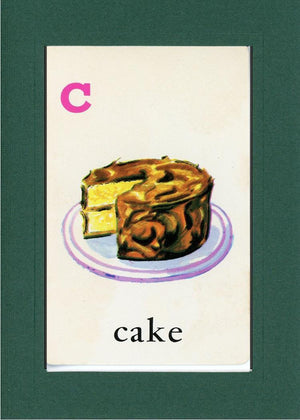 C is for Cake - PLYMOUTH CARD COMPANY  - 11