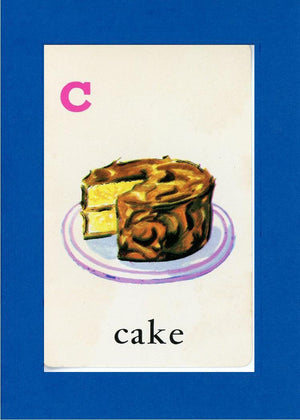 C is for Cake - PLYMOUTH CARD COMPANY  - 5