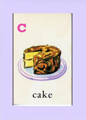 C is for Cake - PLYMOUTH CARD COMPANY  - 15