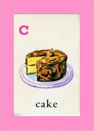 C is for Cake - PLYMOUTH CARD COMPANY  - 4