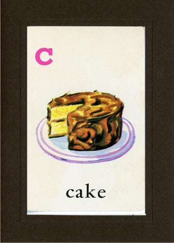 C is for Cake - PLYMOUTH CARD COMPANY  - 13