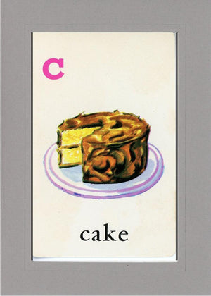 C is for Cake - PLYMOUTH CARD COMPANY  - 14