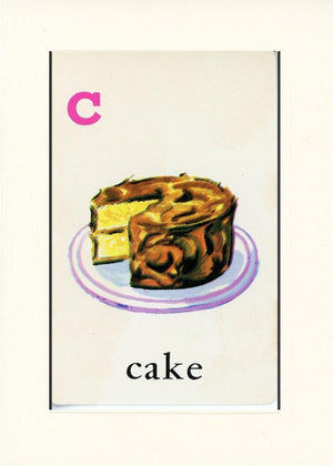 C is for Cake - PLYMOUTH CARD COMPANY  - 17