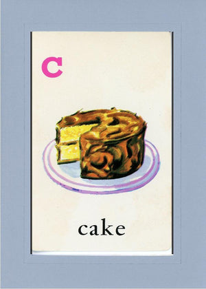 C is for Cake - PLYMOUTH CARD COMPANY  - 16