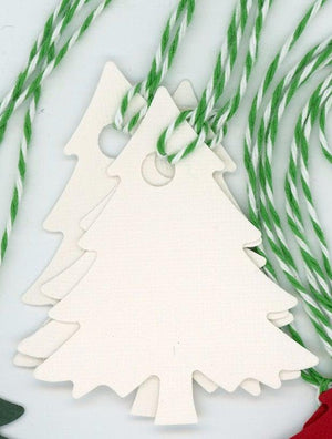 Christmas tree gift tags - PLYMOUTH CARD COMPANY  - 5