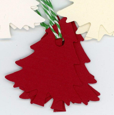 Christmas tree gift tags - PLYMOUTH CARD COMPANY  - 4