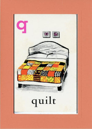 Q is for Quilt - PLYMOUTH CARD COMPANY  - 11