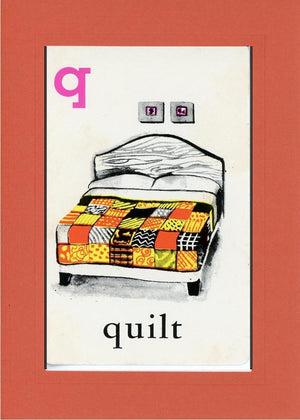Q is for Quilt - PLYMOUTH CARD COMPANY  - 8