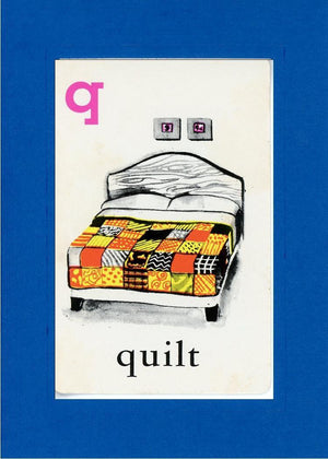 Q is for Quilt - PLYMOUTH CARD COMPANY  - 5