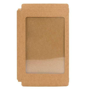 Card boxes - kraft brown-Packaging-Plymouth Cards