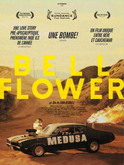 Bellflower film poster art