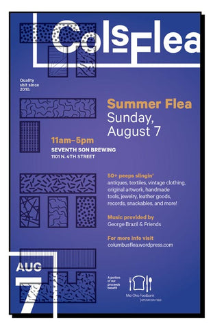 Columbus Flea's Summer Flea
