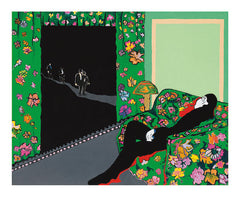 The Night Visitors (1988) by Rosalyn Drexler, profiled briefly at Two Dollar Radio's Radio Waves