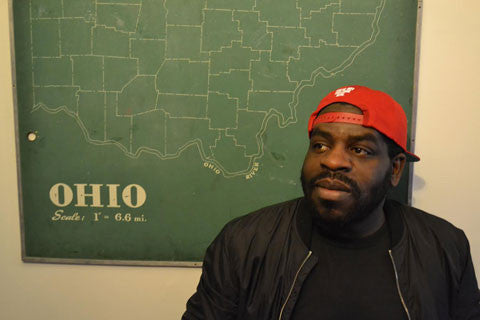 Hanif Willis-Abdurraqib, author of They Can't Kill Us Until They Kill Us (Two Dollar Radio)