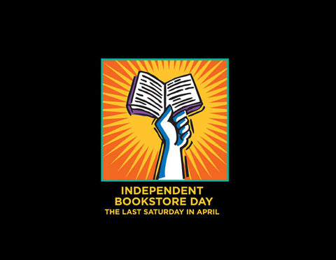 Independent Bookstore Day | Radio Waves
