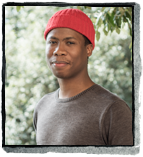 Masande Ntshanga, author of The Reactive (Two Dollar Radio)