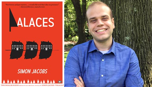 Palaces a novel by Simon Jacobs