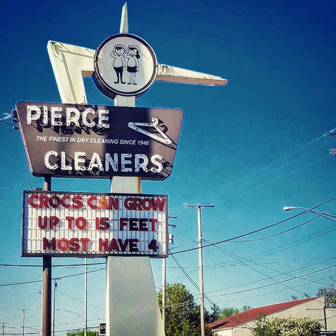 Pierce Cleaners 3 | Radio Waves