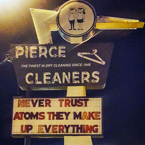 Pierce Cleaners 4 | Radio Waves