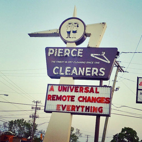 Pierce Cleaners 5 | Radio Waves
