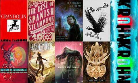 Not Dark Yet Storybundle's VanderMeer Winter Mixtape giveaway
