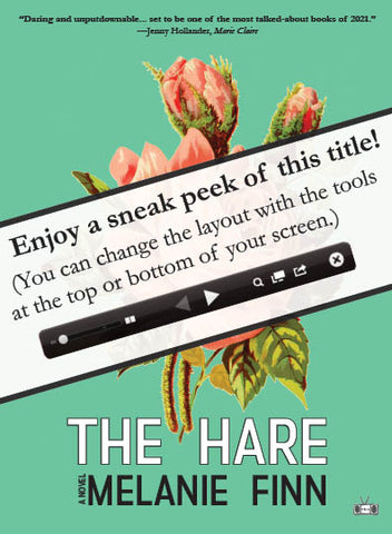 The Hare by Melanie Finn sneak peek
